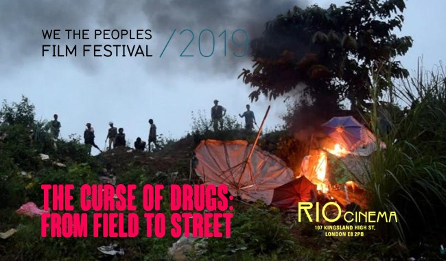 The curse of drugs: from field to street
