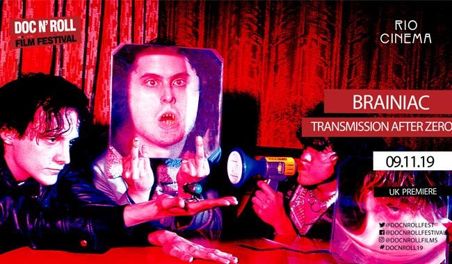 Brainiac: Transmission After Zero + Q&A