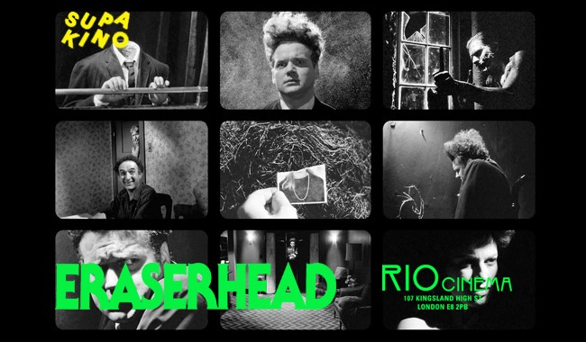 MIDNIGHT EXCESS: ERASERHEAD