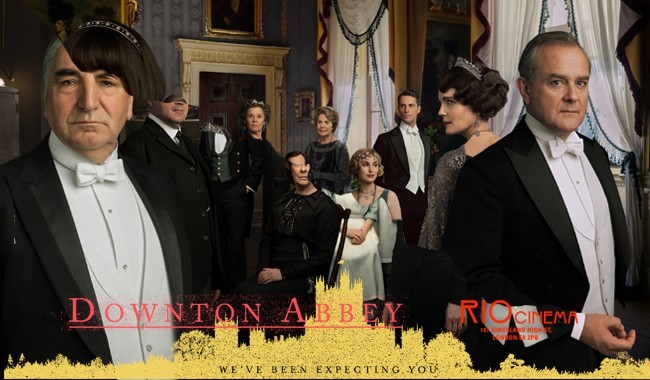 CLASSIC MATINEE DOWNTON ABBEY