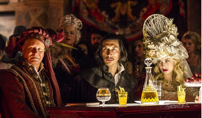 Preview: THE MAN WHO KILLED DON QUIXOTE + Terry Gilliam int