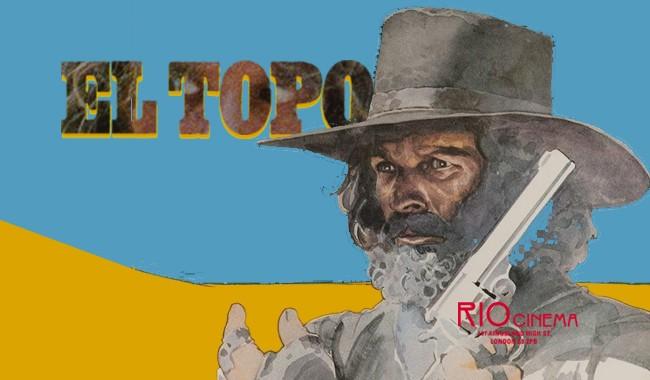 JODOROWSKY: EL TOPO