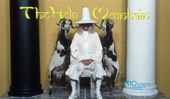 JODOROWSKY: THE HOLY MOUNTAIN