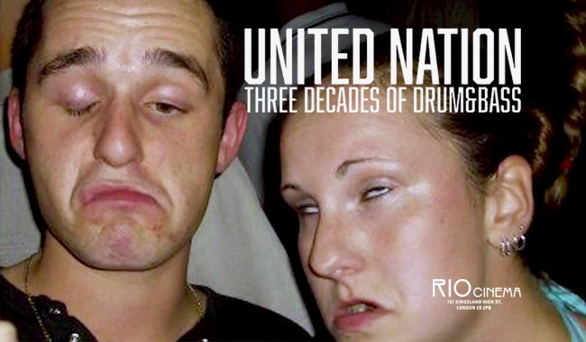 UNITED NATION, THREE DECADES OF DRUM & BASS + Q&A