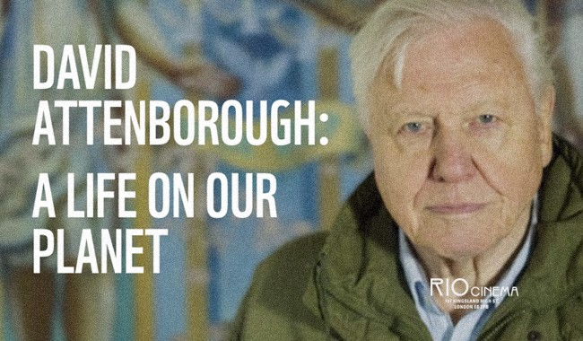 DAVID ATTENBOROUGH: A LIFE ON OUR PLANET + Q&A