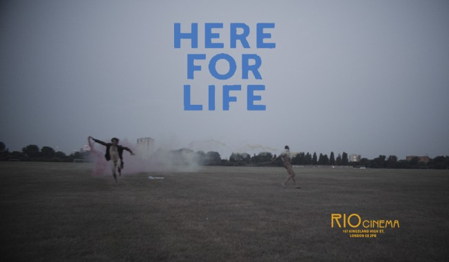 Reclaim the Frame presents HERE FOR LIFE + Q&A