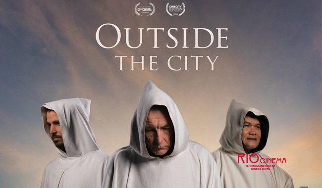 OUTSIDE THE CITY + Q&A