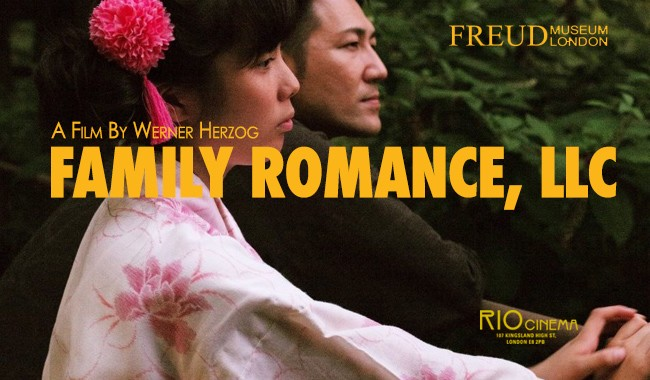 Family Romance, LLC + Q&A with Werner Herzog