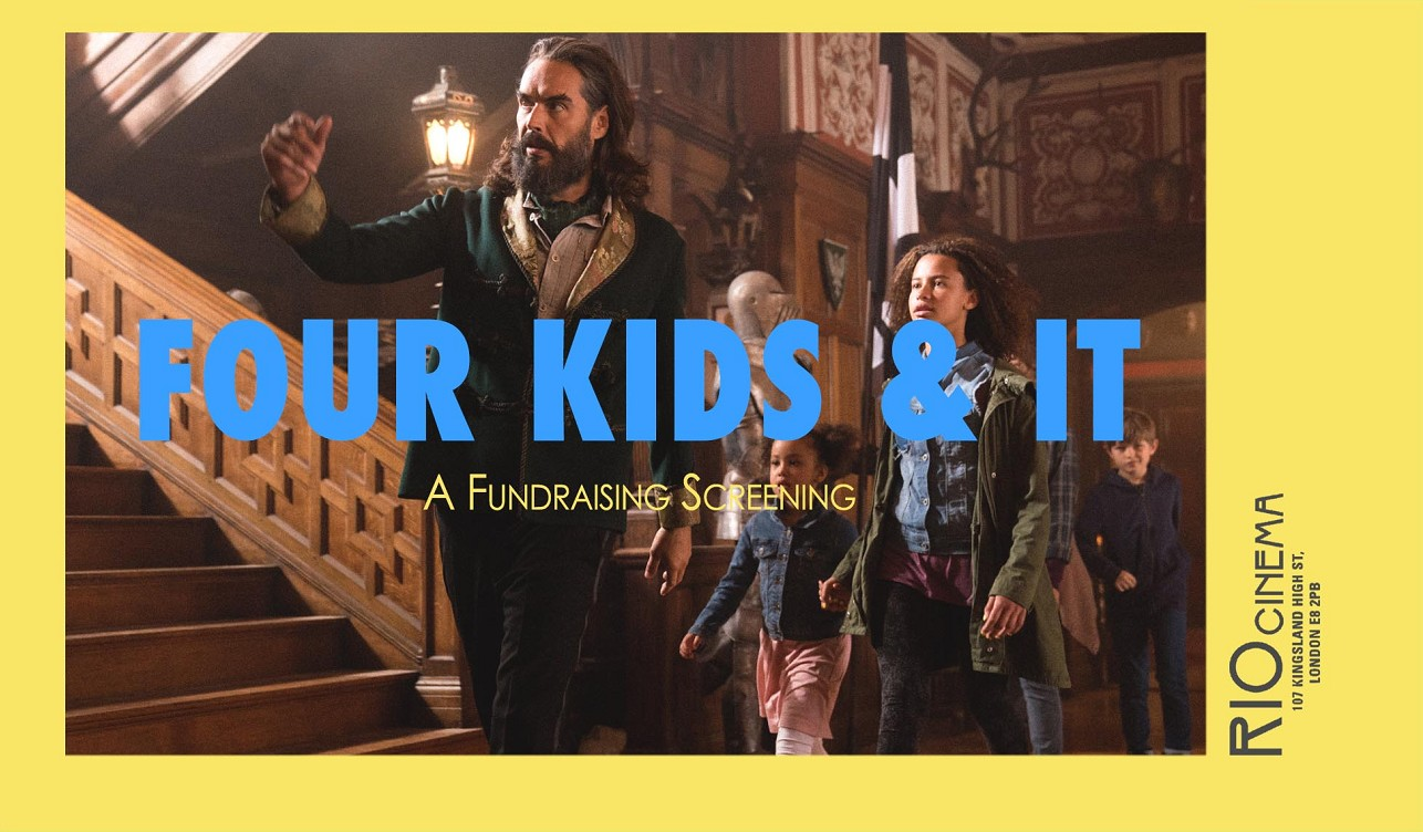 Four Kids and it (Fundraiser)