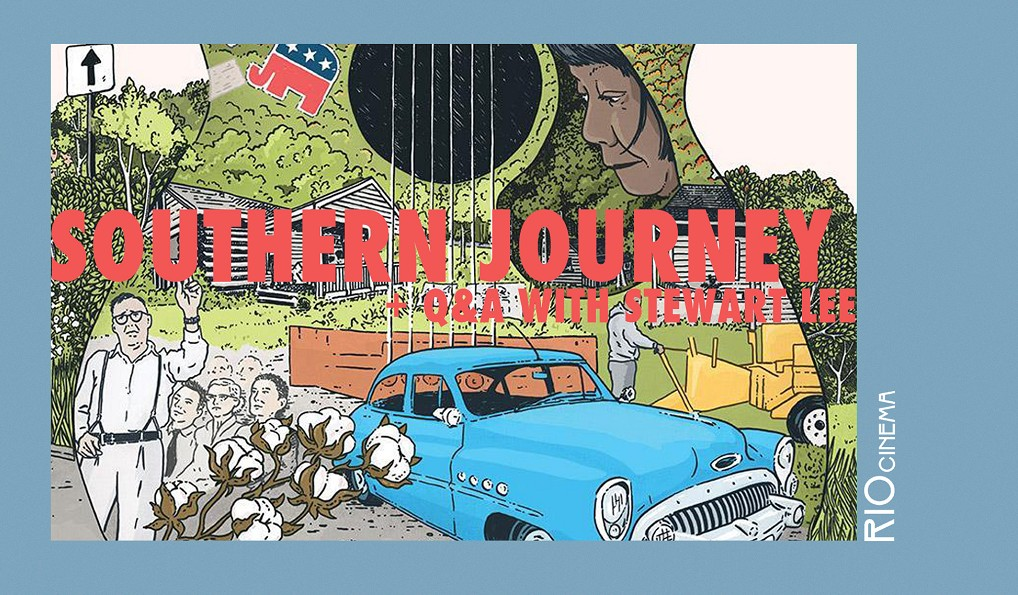 Southern Journey + Q&A with Stewart Lee