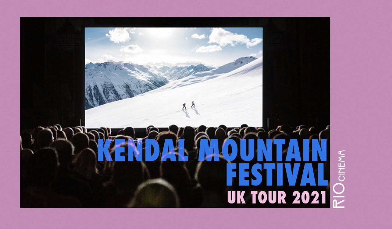 Kendal Mountain Festival UK Tour 2021
