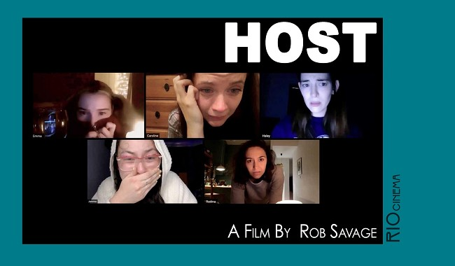 Halloween Preview: HOST + Q&A