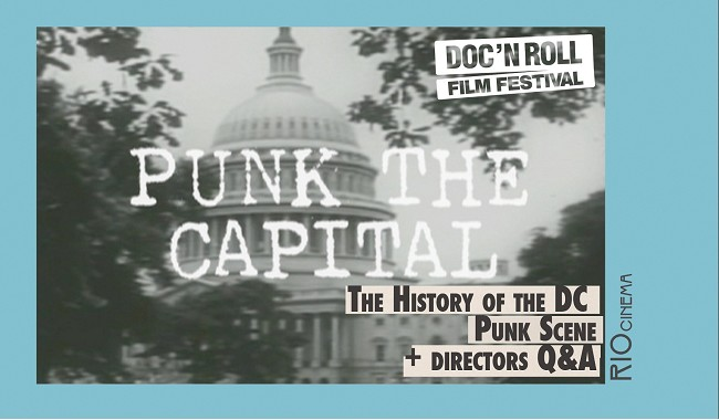 DOC'N ROLL FF - PUNK THE CAPITAL + Q&A