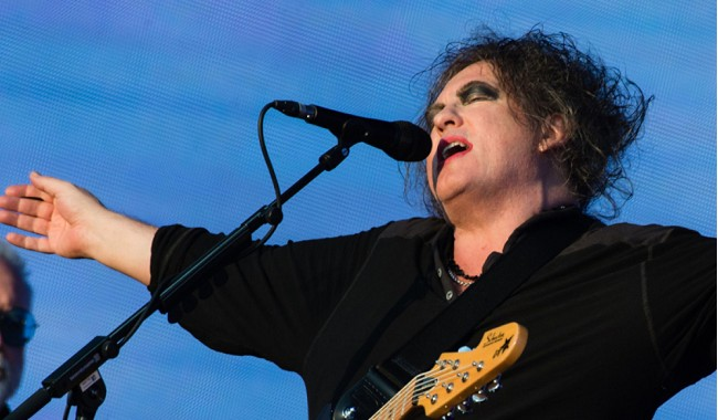 PITCHBLACK PICTURES: THE CURE - LIVE IN HYDE PARK