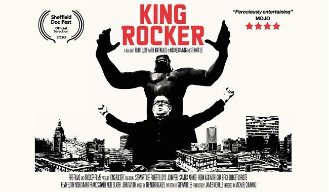 King Rocker + Q&A (London Premiere)