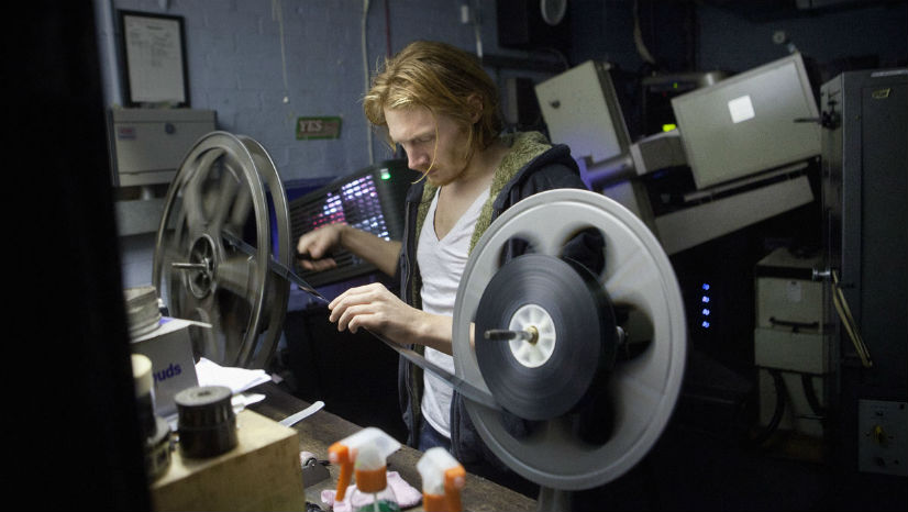The RIo Projection Room