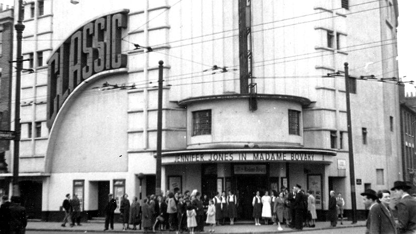 The Rio as The Classic Cinema in 1950