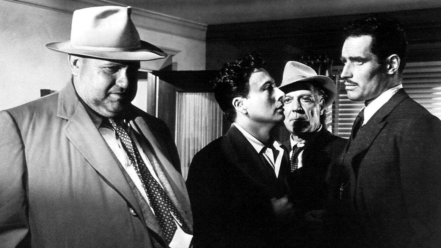 Orson Welles Double Bill: Touch of Evil