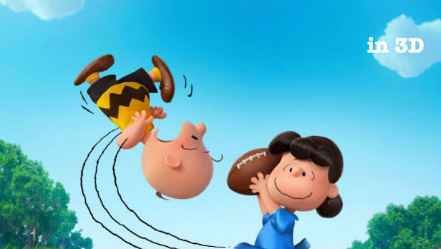 SNOOPY & CHARLIE BROWN: THE PEANUTS MOVIE (3D)