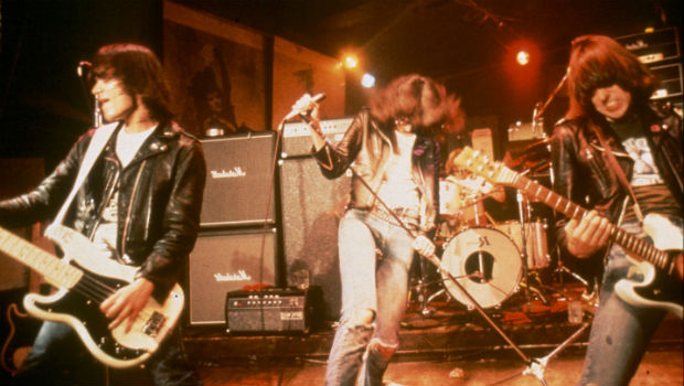 END OF THE CENTURY: THE RAMONES +  Q&A