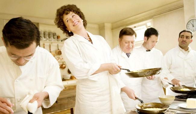 Nora Ephron's Last Supper: JULIE & JULIA