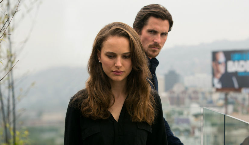 Knight of Cups (P&B)