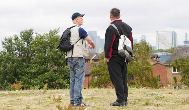 EEFF: LONDON OVERGROUND + Q&A