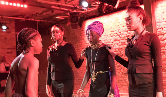 Kirikou et la Sorci�re - Hackney French Youth Theatre