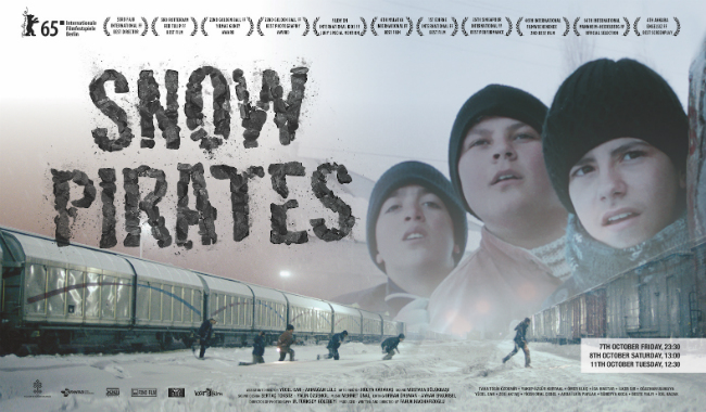 Snow Pirates