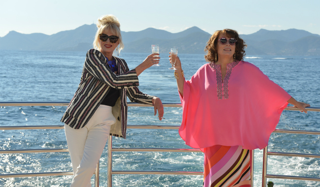 Absolutely Fabulous P&B