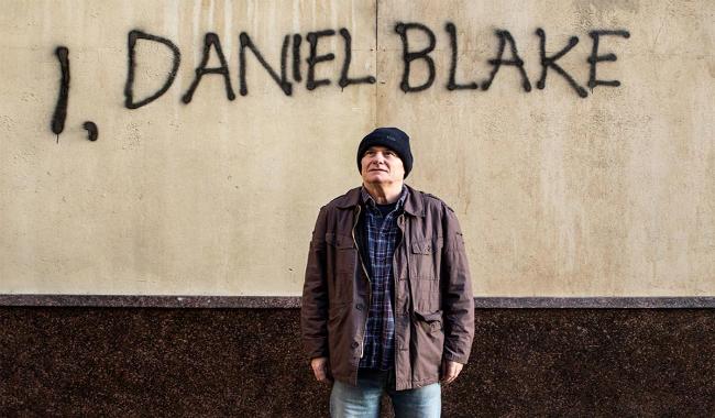 I, DANIEL BLAKE P&B