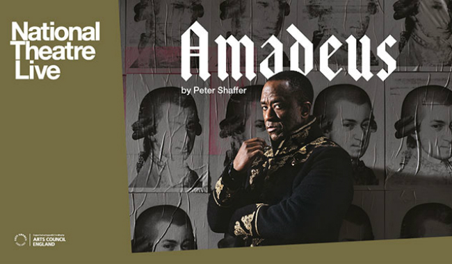 NT Live Encore: Amadeus