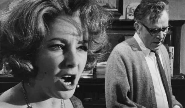 Double Bill: WHO'S AFRAID OF VIRGINIA WOOLF