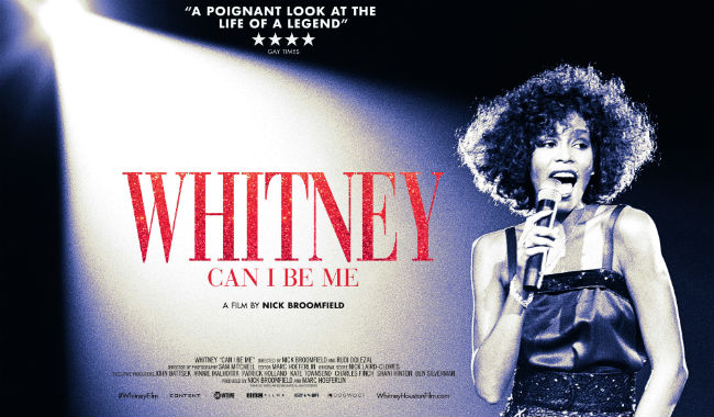WHITNEY: CAN I BE ME + Q&A
