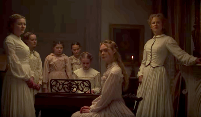 THE BEGUILED P&B