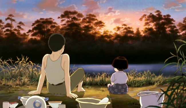 Hiroshima 06/08/1945 - Grave of the Fireflies