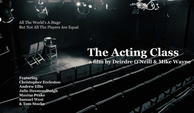 THE ACTING CLASS + Q&A