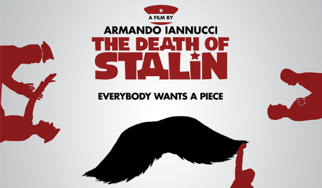 THE DEATH OF STALIN P&B
