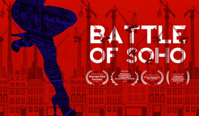 BATTLE OF SOHO + Q&A