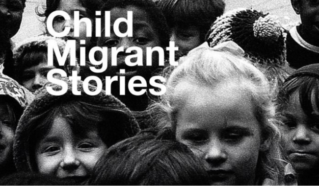 MIGRANT CHILDREN – DREAMS AND REALITY