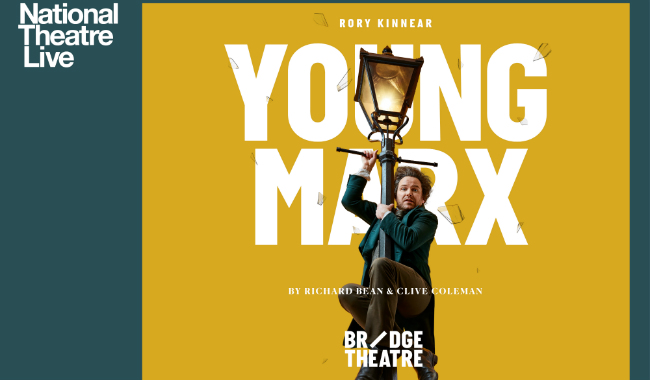 NT Live: YOUNG MARX