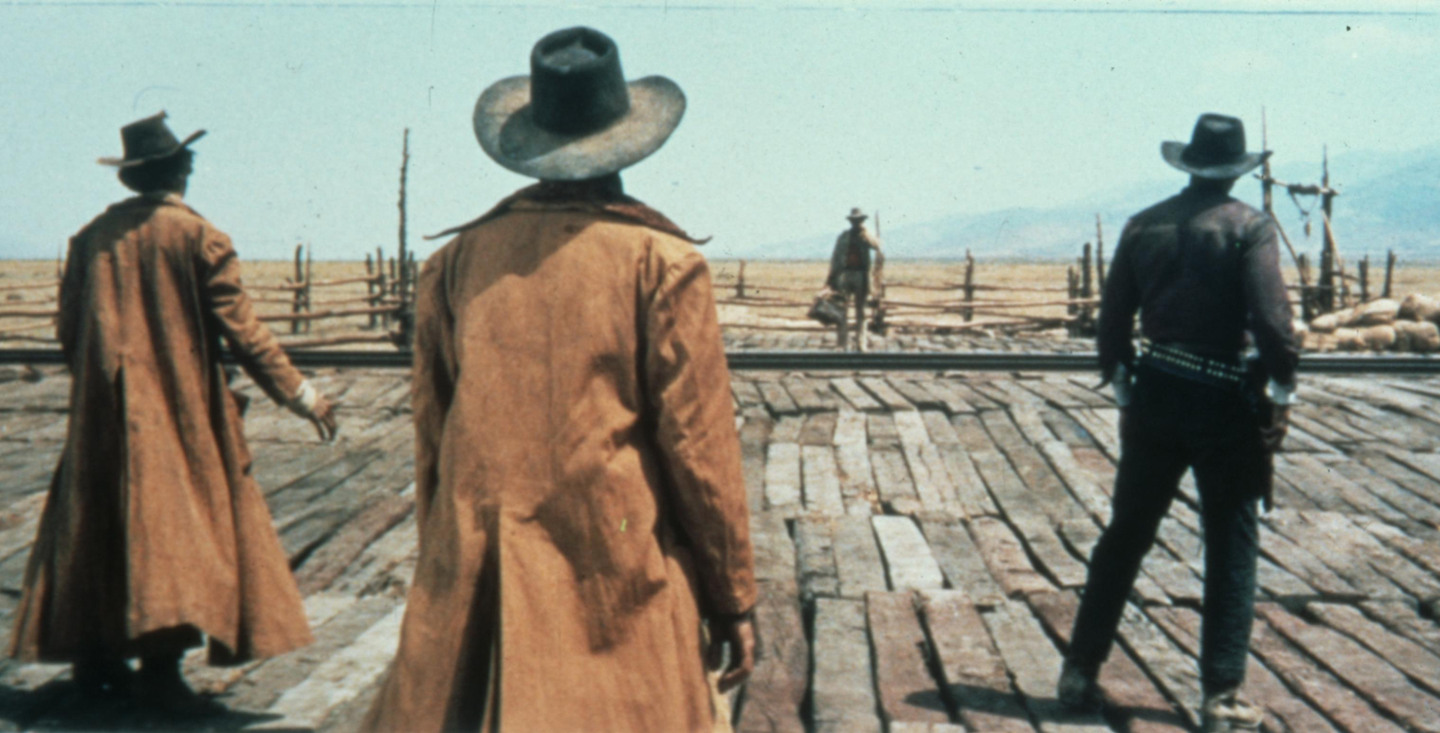 Once Upon A Time In The West image
