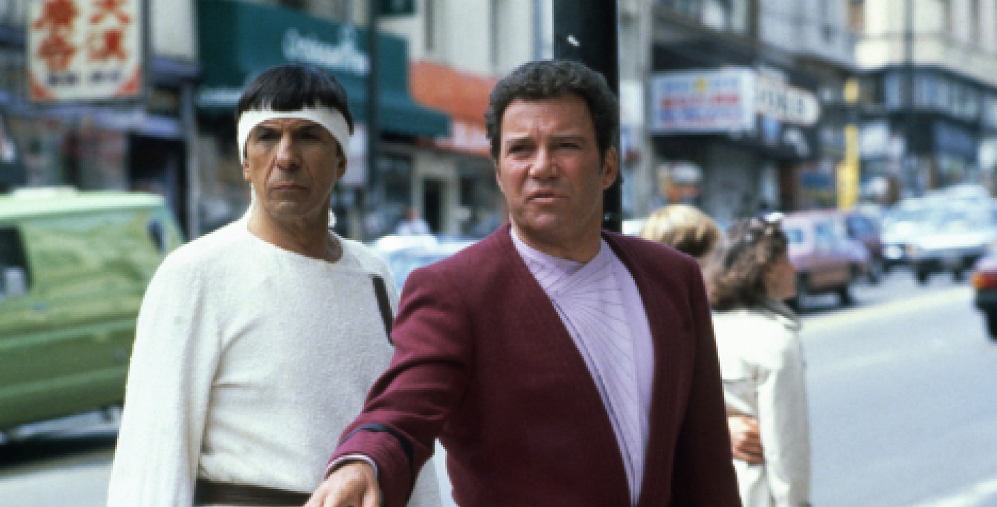 Star Trek IV: The Voyage Home image
