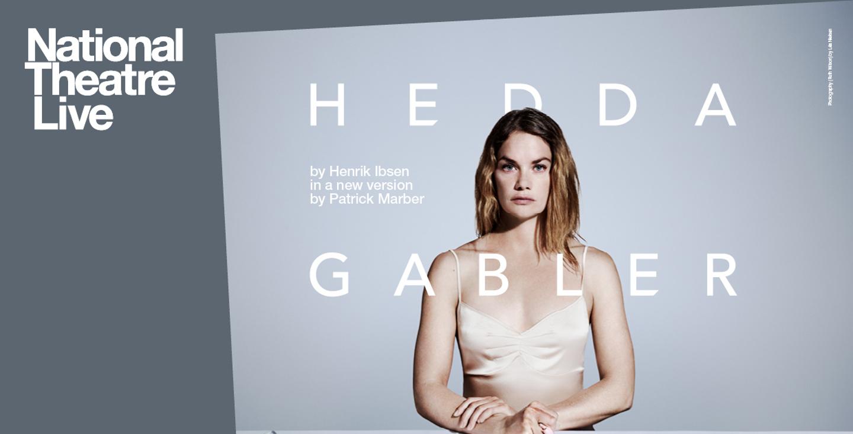 Hedda Gabler - NT Live image
