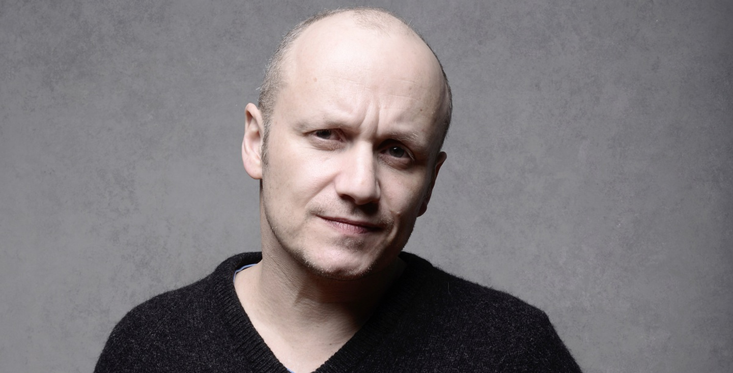 Lenny Abrahamson in discussion image