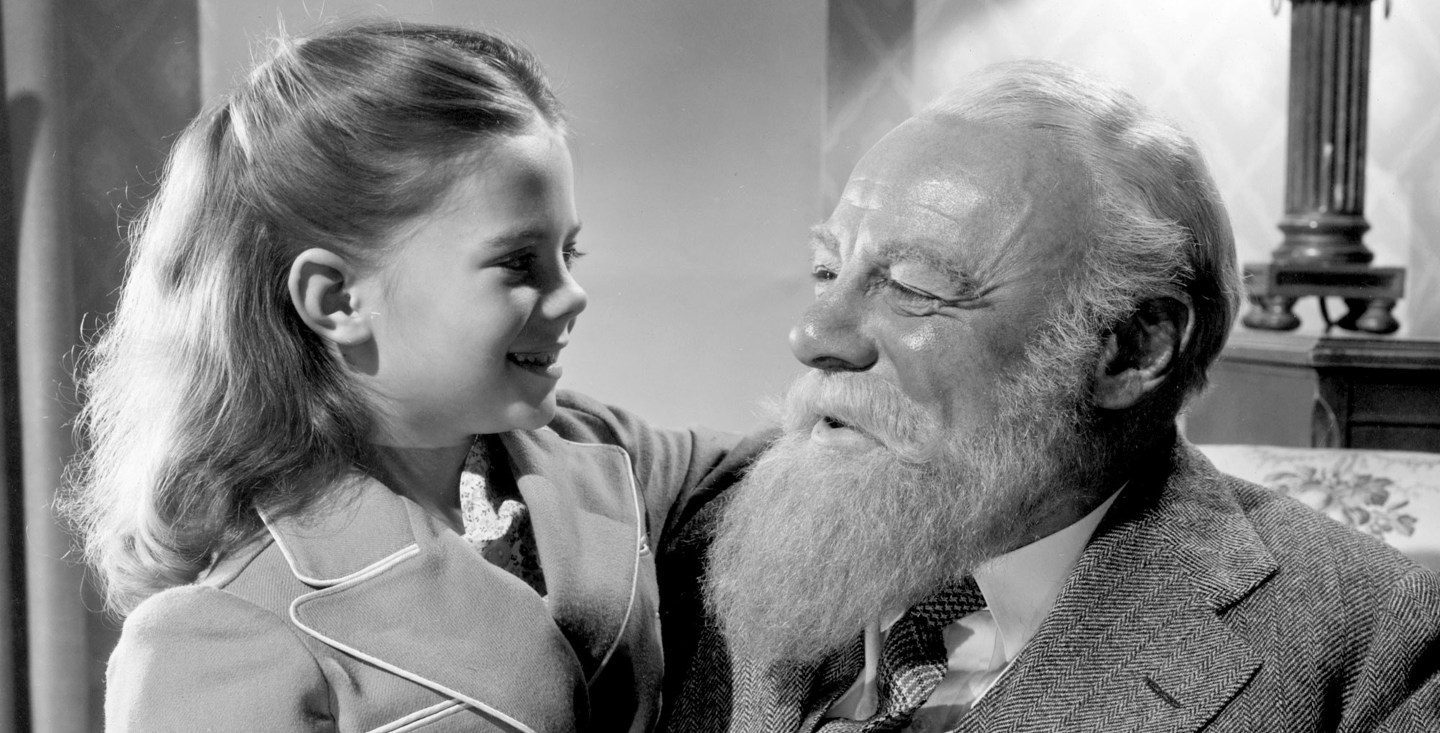 Miracle on 34th St image
