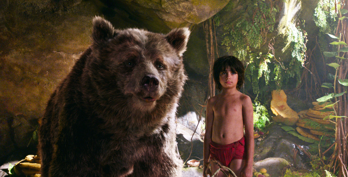 The Jungle Book. image