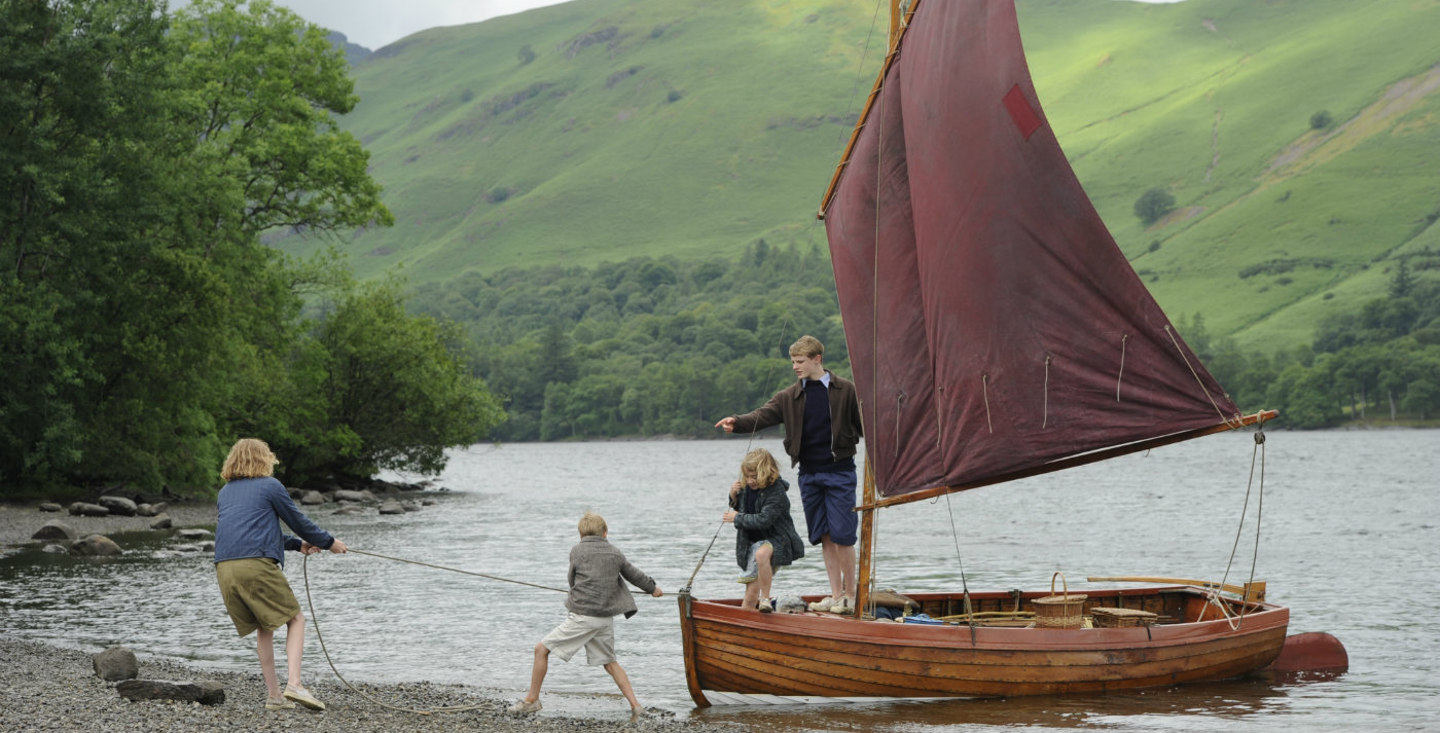Swallows and Amazons image