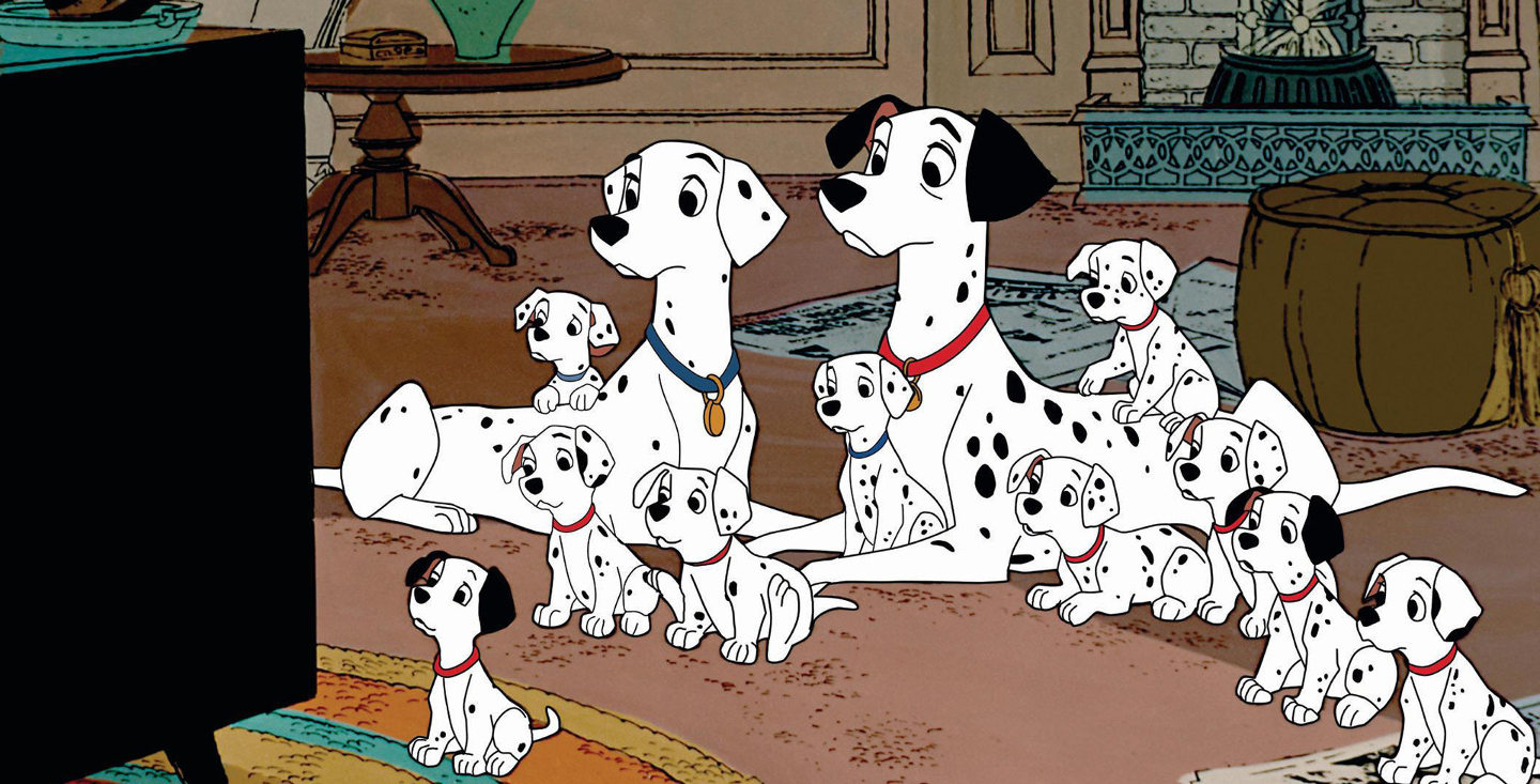 101 Dalmations image