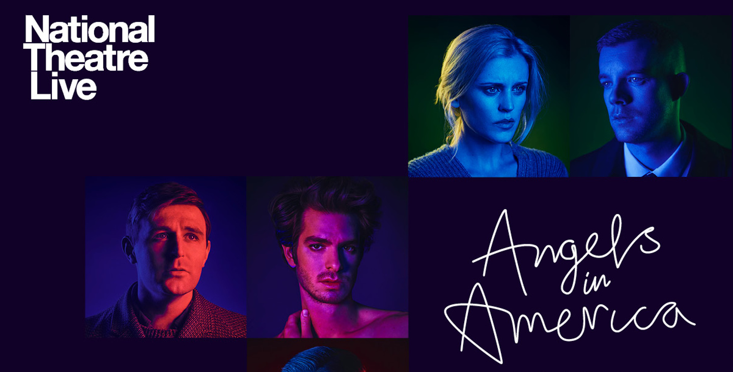 Angels in America: Part 1, Millennium Approaches image